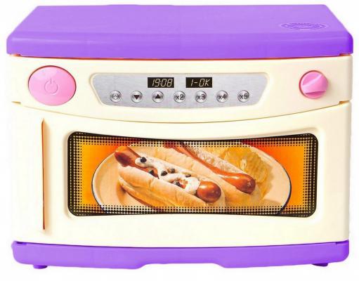 Микроволновая печь для кукол RT Морской Бриз ОР846 фиолетовая