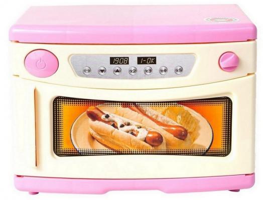 Микроволновая печь для кукол RT Морской Бриз ОР846 розовая