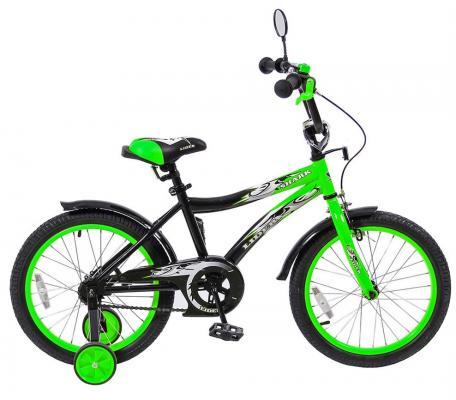 "Велосипед Velolider LIDER SHARK 18"" зеленый 18A-1887GN"