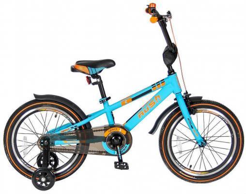 "Велосипед Velolider RUSH SPORT 18"" бирюзовый R18B"