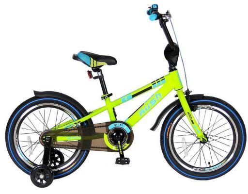 """Велосипед Velolider RUSH SPORT 18"""" зеленый R18G"""