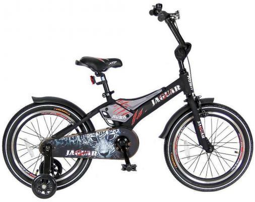 """Велосипед Velolider RUSH JAGUAR 18"""" черный RJ18"""
