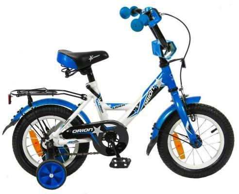"""Велосипед Velolider LIDER ORION 12"""" VO12BS белый/синий"""