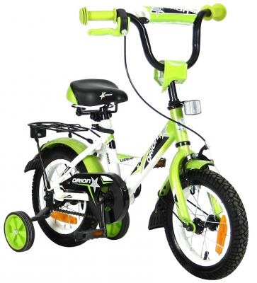 """Велосипед Velolider LIDER ORION 12"""" VO12BZ белый/зеленый"""