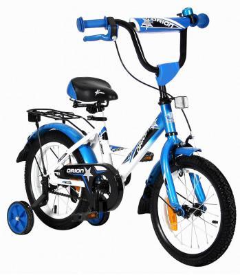 """Велосипед Velolider LIDER ORION 14"""" VO14BS белый/синий"""