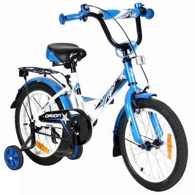 """Велосипед Velolider LIDER ORION 16"""" VO16BS белый/синий"""