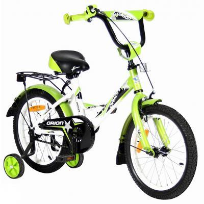 """Велосипед Velolider LIDER ORION 16"""" VO16BS белый/зеленый"""