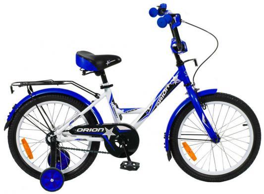 """Велосипед Velolider LIDER ORION 18"""" VO18BS белый/синий"""