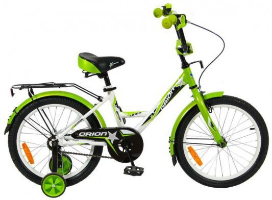 """Велосипед Velolider LIDER ORION 18"""" VO18BZ белый/зеленый"""
