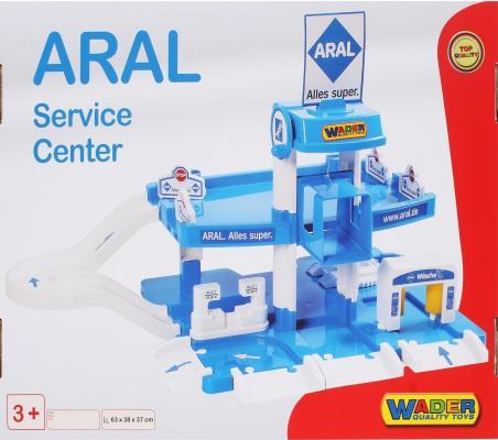 Купить Паркинг ARAL-2 2-уровневый Wader 37886, Гаражи, парковки, треки