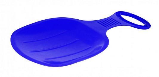 Ледянка RT №2 голубой пластик санки снегокаты rt rt