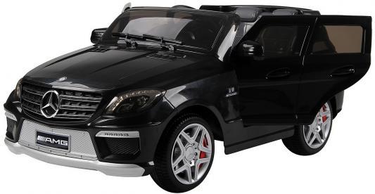Электромобиль RT Mercedes-Benz AMG12V R/C black с резиновыми колесами ML63