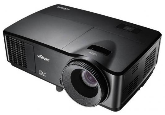Проектор Vivitek DS234 DLP 800x600 3200Lm 10000:1 проектор vivitek h1188