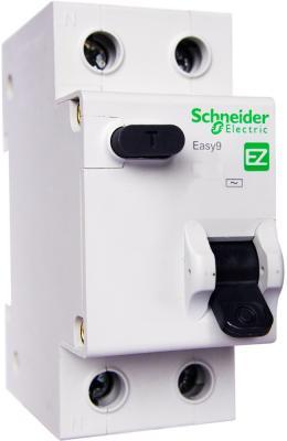 Выключатель дифференциального тока Schneider Electric EASY 9 1П+Н 20А 30мА C AC EZ9D34620