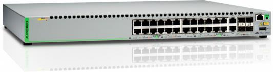 Картинка для Коммутатор Allied Telesis AT-GS924MPX-50 управляемый 26 порта 10/100/1000Mbps