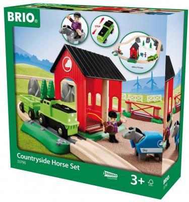 Игровой набор Brio железная дорога Кантри