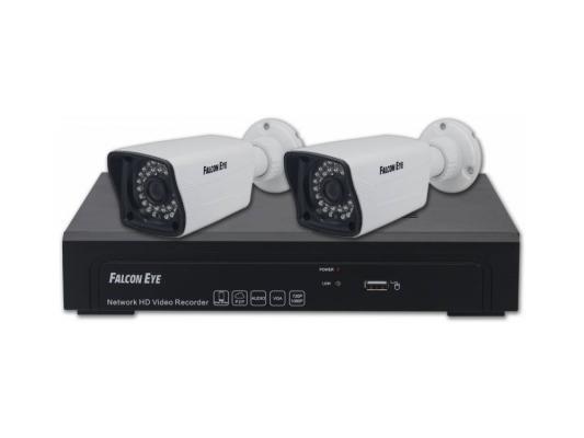 Видеодомофон Falcon Eye NR-2104KIT 4.2 2 камеры
