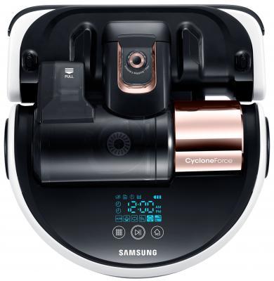 Робот-пылесос Samsung VR20H9050UW белый медный