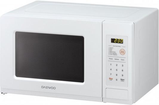 СВЧ DAEWOO KOR-6LCBW 700 Вт белый