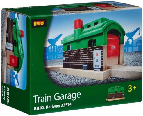 Железнодорожное депо Brio