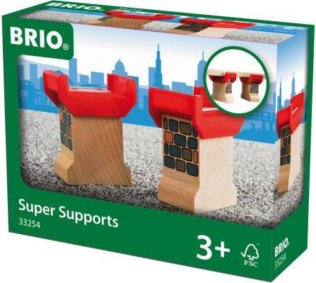 Опоры для построения моста Brio