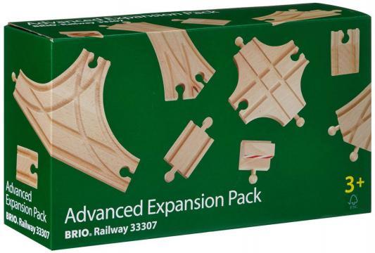 Железная дорога Brio Полотно многофункциональное (33307) с 3-х лет железные дороги brio железная дорога с автодорогой и переездом