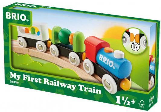 Поезд  Brio Мой первый поезд