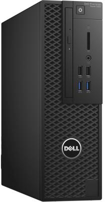 Системный блок DELL Precision 3420 SFF  Xeon E3-1220v5 3 GHz 8Gb 1Tb K420-2Gb Win7Pro64 клавиатура + мышь 3420-9495
