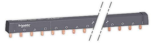 Шина Schneider Electric A9XPH424