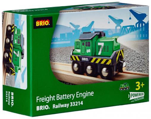 Локомотив  Brio 33214
