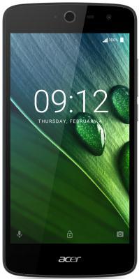 """Смартфон Acer Liquid Zest Z525 черный 5"""" 8 Гб Wi-Fi GPS HM.HU6EU.001"""