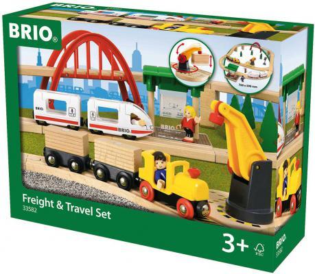 Железная дорога Brio Городская и грузовая