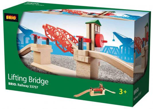 Железнодорожный Разводной мост Brio 33391