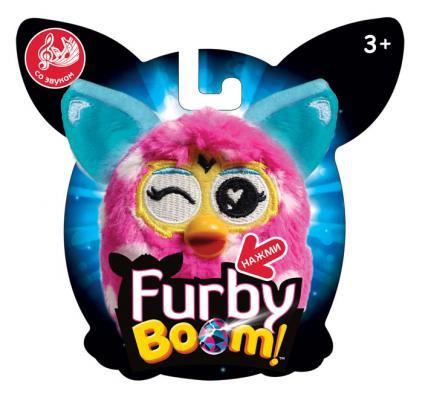 Плюшевая игрушка Furby со звуком, 12 см Т57465 игрушка плюшевая famosa ферби 29 cm в ассортименте