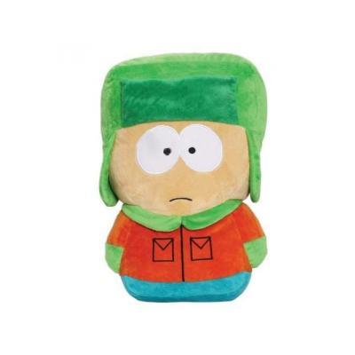 Мягкая игрушка герой мультфильма 1TOY Южный парк - Кайл со звуком плюш разноцветный 22 см Т57482