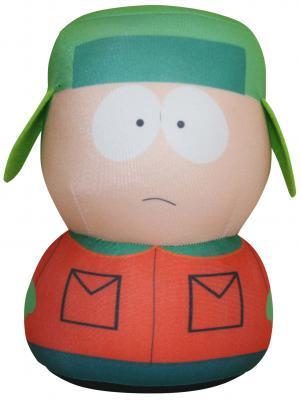 Мягкая игрушка герой мультфильма 1TOY Южный Парк - Кайл текстиль разноцветный 20 см Т57537