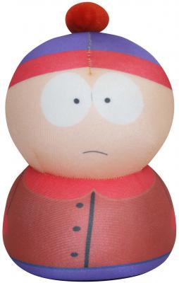 Мягкая игрушка герой мультфильма 1TOY Южный Парк - Стэн текстиль разноцветный 20 см Т57538