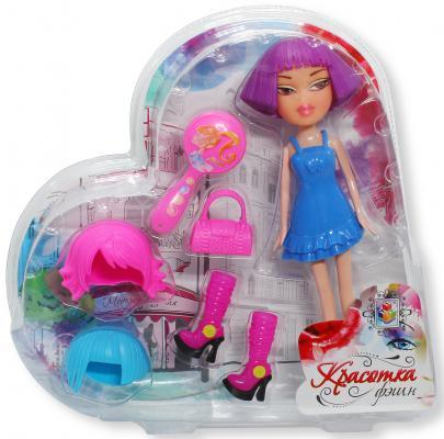Красотка фэшн кукла с аксессуарами Т57133