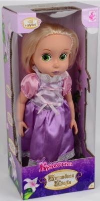 Кукла 1Toy Красотка Волшебная Сказка 40 см говорящая Т58294 цена