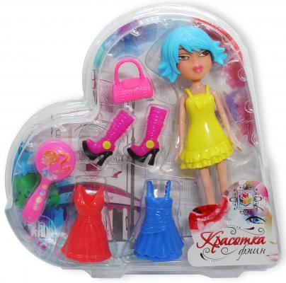 Красотка фэшн кукла с аксессуарами Т57131