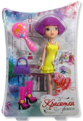 Красотка фэшн кукла с аксессуарами Т57130
