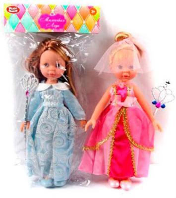 Купить Кукла Play Smart Маленькая леди 30 см 4894001410915, пластик, текстиль, Классические куклы и пупсы