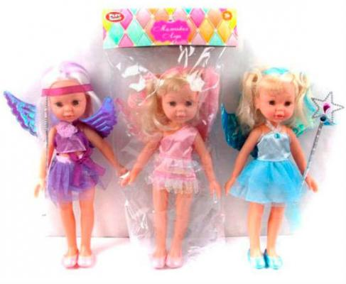 Кукла Play Smart Маленькая леди 30 см 4894001410991 автомат play smart снайпер р41399