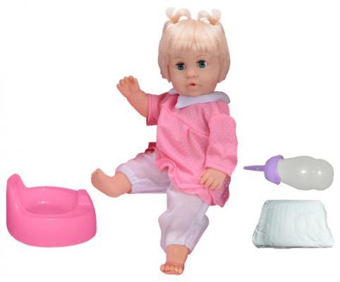 Кукла Wei Tai Toys Baby Toby со звуком В72403