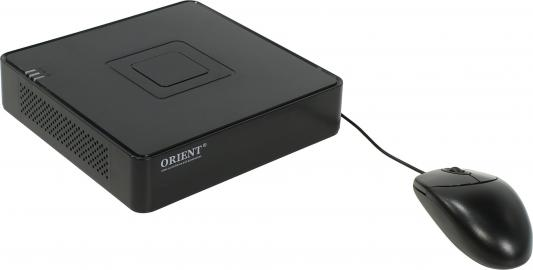 Видеорегистратор сетевой ORIENT HVR-8204H гибридный