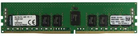Оперативная память 8Gb PC4-19200 2400MHz DDR4 DIMM Kingston KVR24R17S4/8