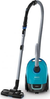 Пылесос Philips FC8389/01 с мешком синий