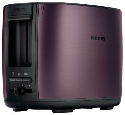 Тостер Philips HD 2628/00 фиолетовый