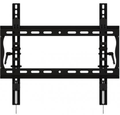 Кронштейн Wize T46A черный для 26-46 настенный от стены 600мм наклон +15/-5° VESA 452x401 до 68кг цена
