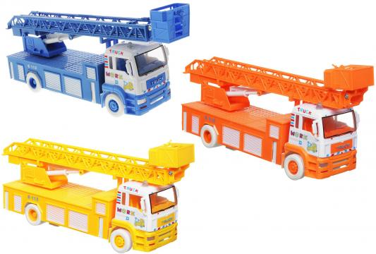 Интерактивная игрушка Zhorya Малыш-мастер - Кран от 3 лет разноцветный ассортимент, ZY173522 развивающая игрушка zhorya набор пищалок разноцветный